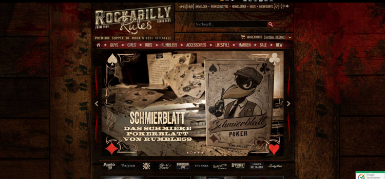 Rockabilly-Rules.com