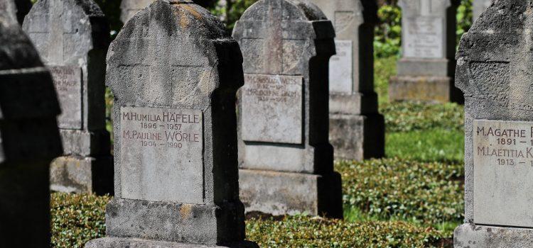 Auf dem Westfriedhof München