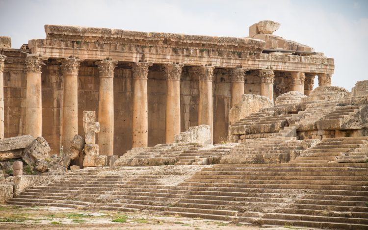 Tempelanlage Baalbek
