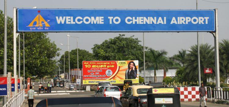 Ankunft in Indien – 20.12.2008