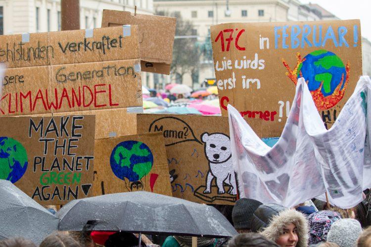 Fridays for Future Demo München 15.03.2019