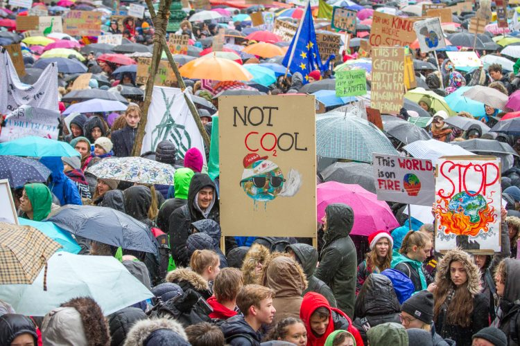 Fridays for Future Demo München 15.03.2019