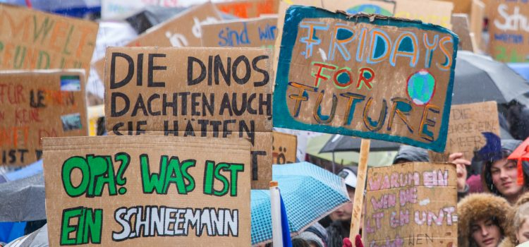 Fridays for Future München am 15.03.2019