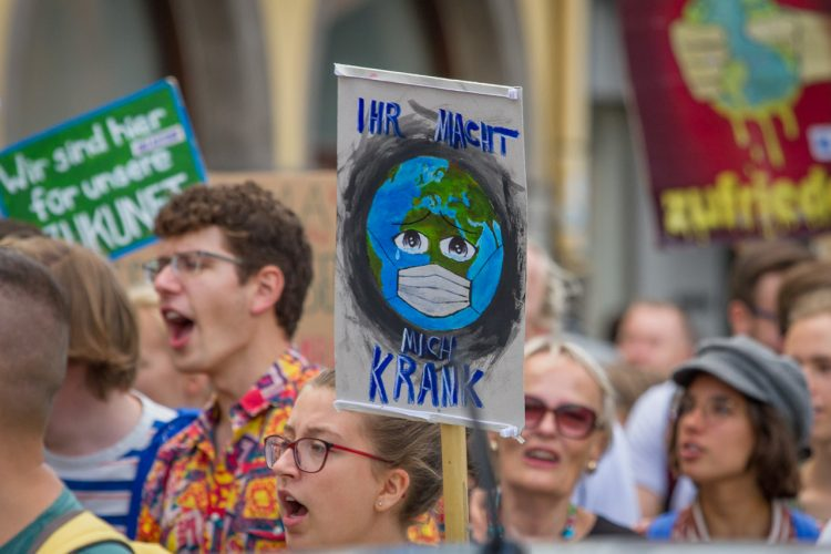 FridaysForFuture / 16.08.2019