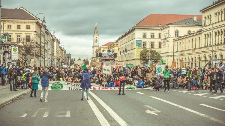 #NeustartKlima / 29.11.2019 München