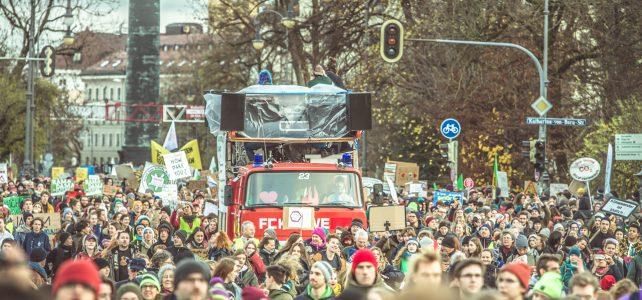 #NeustartKlima am 29.11.2019 in München